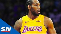 Free Agent Frenzy: Could Kawhi Leonard End Up With Lakers? - Good Show