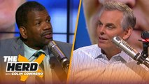 Rob Parker on lack of real player rivalries, AD not fitting with Lakers, Zion - Yankees - THE HERD