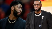 LeBron James GIVING Anthony Davis #23 As Lakers SUCCESFULLY Clear Room To Sign Max Star