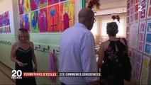 Canicule : 225 communes ferment les écoles