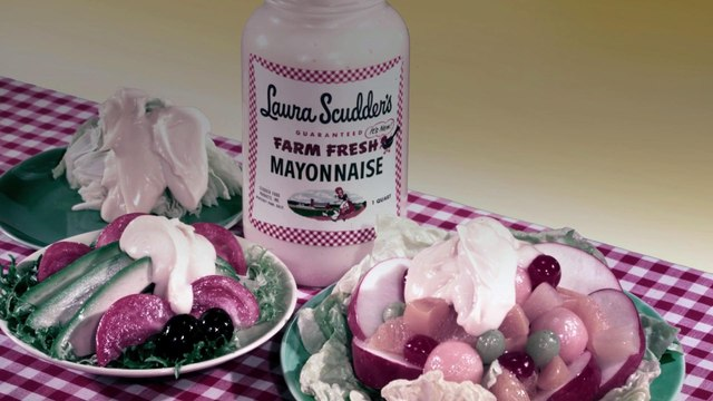 These Vintage 'Salad' Recipes Are So Wonderfully Weird