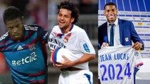Os brasileiros mais caros da história do Lyon