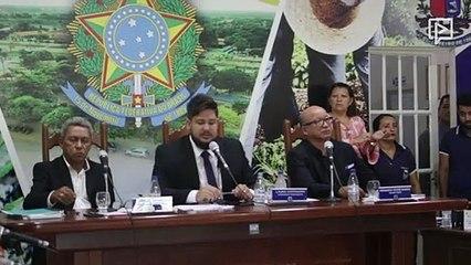 Advogados batem boca em sessão na Câmara Municipal de Tailândia
