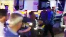 Siirt'te minibüs ile motosiklet çarpıştı: 2 yaralı