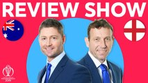 The Review - Australia vs England - The Two Michael's- - ICC Cricket World Cup 2019