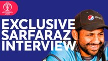 EXCLUSIVE Sarfaraz Ahmed Interview- - ICC Cricket World Cup 2019