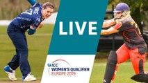 LIVE CRICKET: ICC Women's Qualifier Europe 2019 - Scotland vs Germany. Match starts 10.30 CET