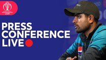 Post Match Press Conference Pakistan VS New Zealand - ICC Cricket World Cup 2019