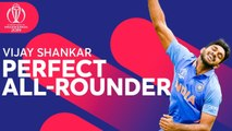 A Wicket With Your First World Cup Delivery- - Vijay Shankar - ICC Cricket World Cup 2019