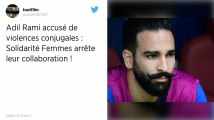 Football : La Fédération Nationale Solidarité Femmes suspend sa collaboration avec Adil Rami