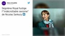 Livre de Nicolas Sarkozy: Ségolène Royal dénonce «le sexisme» de l'ancien Président