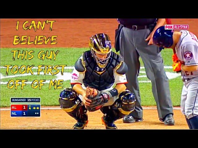 MLB Stealing First Base