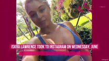 Iskra Lawrence Stuns in an All-Natural Selfie and Fans Are L-I-V-I-N-G for It: 'You're so Perfect'