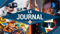 Faut-il enterrer la VR ? | LE JOURNAL #26