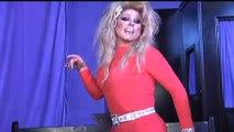 ¡INCREÍBLE TRANSFORMACIÓN! Ernesto Laguardia en shock al verse caracterizado como una chica trans.