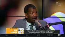 """Rob Parker REACT to Lakers efforts to clear space going """"nowhere"""""""