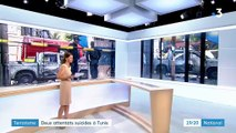 Terrorisme : double attentat suicide à Tunis