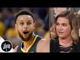 The Warriors are my pick to win the 2020 NBA title ... for now - Ramona Shelburne - The Jump
