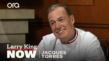 Chef Jacques Torres on the hilarious mishaps that constantly happen on 'Nailed It!'