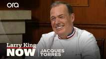 """""""Keeping it off is hard"""": Chef Jacques Torres on his weight loss journey"""