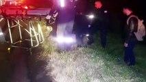 Mexicano, vítima de suposto assalto é encontrado, jogado, às margens da rodovia