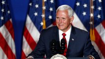 Mike Pence Agrees With Nancy Pelosi About Migrant Children