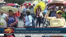 Citizens Demand Justice For Police Killing