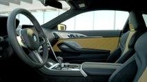 2020 BMW M8 Competition Coupe Interior Design