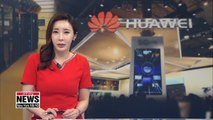 Huawei denies conducting research for Chinese military