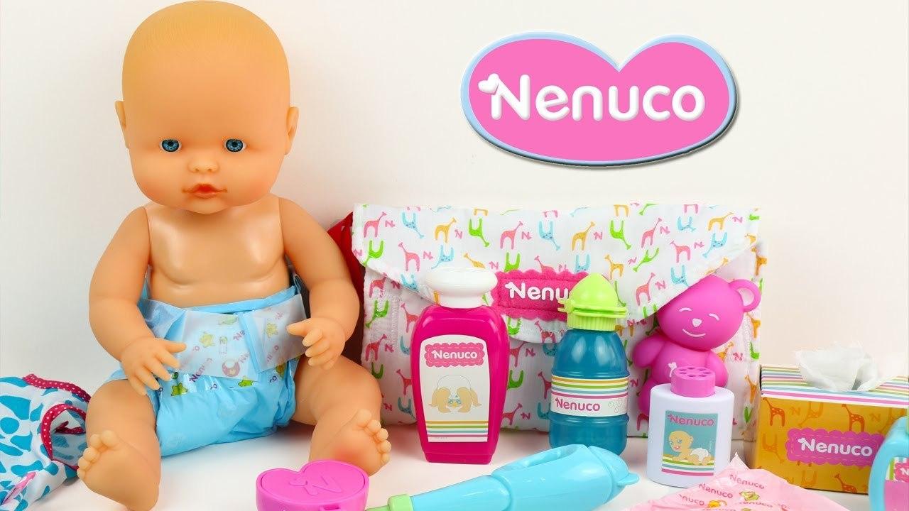 top brands coupon code arrives Bébé Poupée Accessoire Docteur Sac à Langer Baby Doll Review Diaper Change