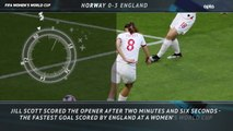5 things Review - Norway 0-3 England