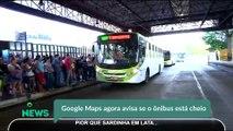 Google Maps agora avisa se o ônibus está cheio