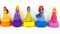 Princesse Disney avec Jouets Surprise La Reine des Neiges, Shopkins et Littlest Pet Shop