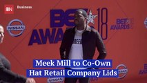 Meek Mill Is In The Hat Business