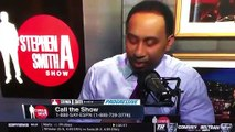 Stephen A Smith says  Kyrie Irving and Kevin Durant going to Brooklyn Nets is a done deal on radio show 6-27-19