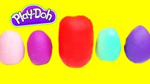 Oeufs Surprise PLAY DOH Spiderman Peppa Pig Minnie Mouse Hello Kitty Disney Cendrillon