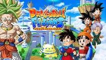 Dragon Ball Fusions - Trailer de gameplay