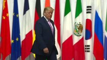 G20 Liderler Zirvesi - Liderlerin gelişleri (3)