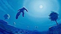 Music Track ~ Flying Dream ~ Dhruva Aliman