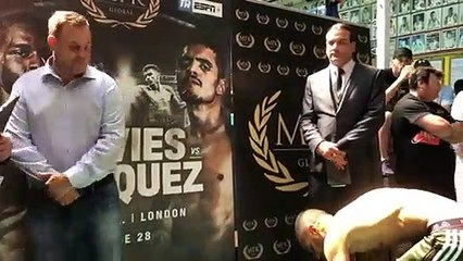 ANTHONY YIGIT v SIAR OZGUL - OFFICIAL WEIGH IN VIDEO / TUNE IN FRIDAY 28TH JULY ON IFL TV @ 6PM