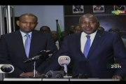 ORTM/Séance de travail entre le Premier ministre, Dr Boubou Cissé et son homologueIvoirien