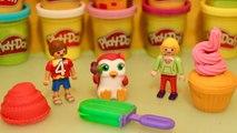 Jouets Magiques Playmobil Gourmandises Magiques Pâte à modeler Play-Doh Cuisine Géante Couleurs