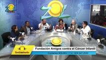 Dra. Dominga Reyes comenta la ayuda de la Fundación Amigos contra el Cáncer en Hosp. Robert Read