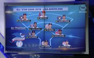 MLB: Los titulares del All-Star Game