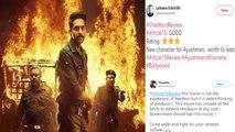 Ayushmann Khurrana's Article 15 Twitter reaction: Fans amazing on film| FilmiBeat