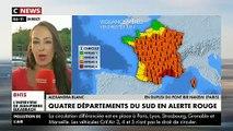 Spéciale Canicule: Regardez le bulletin météo complet de Cnews pour savoir ce qui vous attend aujourd'hui mais aussi ce week-end
