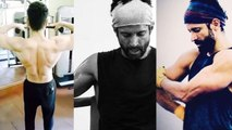 Farhan Akhtar Workout Body Transformation By Practicing Boxing