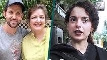 Kangana Ranaut Reacts To Sunaina Roshan's Case