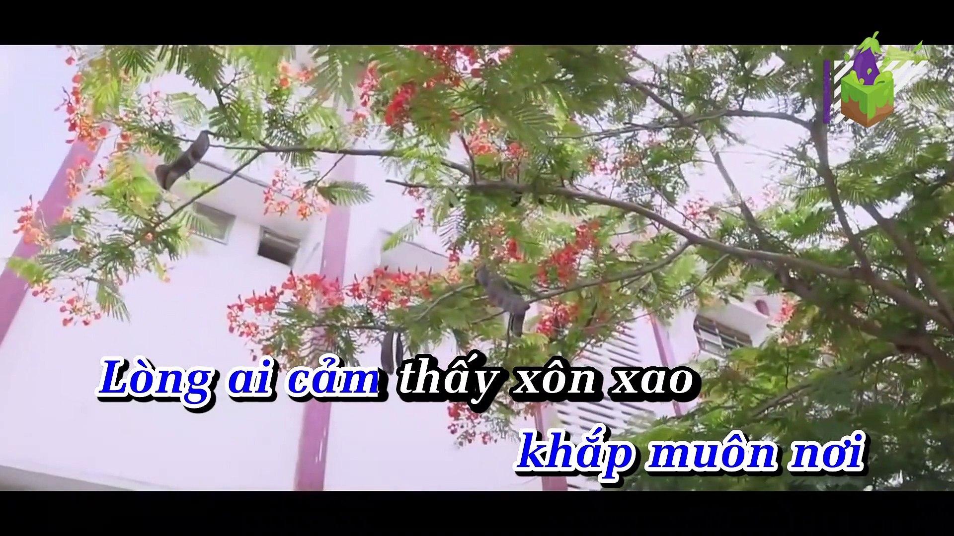 [Karaoke] Tháng Năm Không Quên - H2K Ft. KN [Beat]