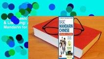 Online Basic Mandarin Chinese - Speaking & Listening: An Introduction to Spoken Mandarin for
